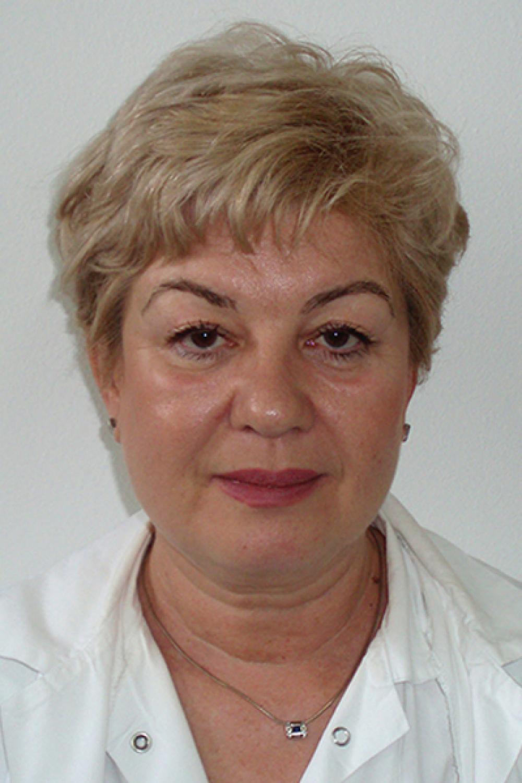 Dr. scient. med.  Jasmina Alidzanovic Nurkanović